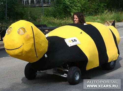 Необычные автомобили: Рис.22