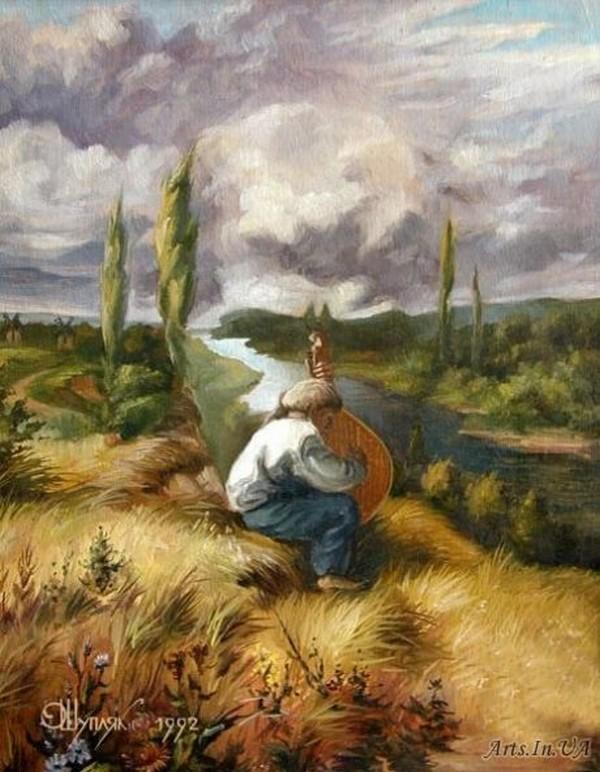 Картины с двойным смыслом художника Олега Шупляка